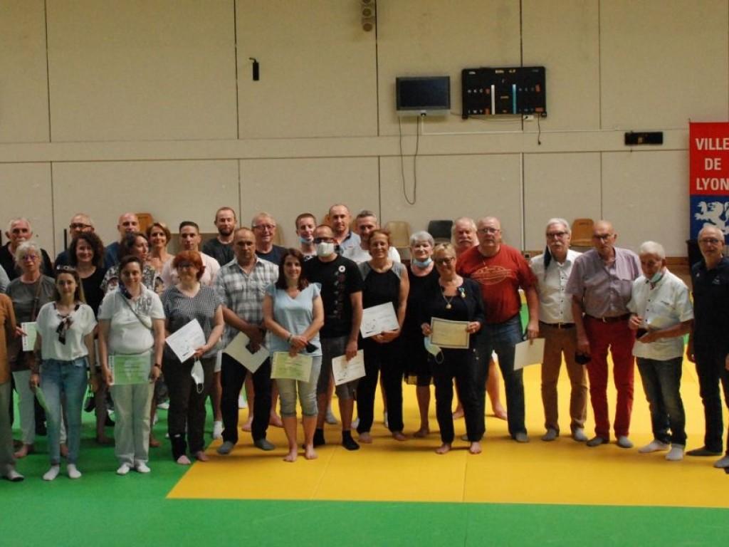 Image de l'actu 'Retour sur l'AG du Comité du Rhône Métropole Lyon Judo 2021'