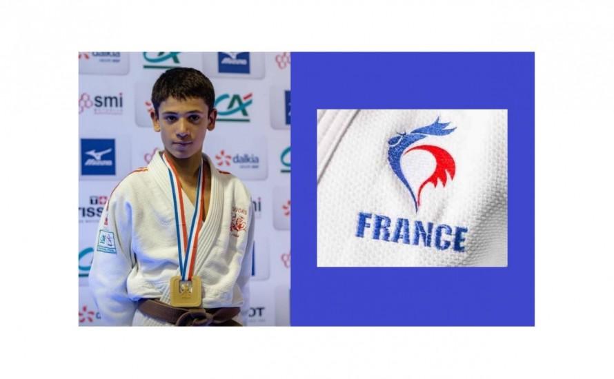 Dayyan Boulemtafes sélectionné en équipe de France Cadets