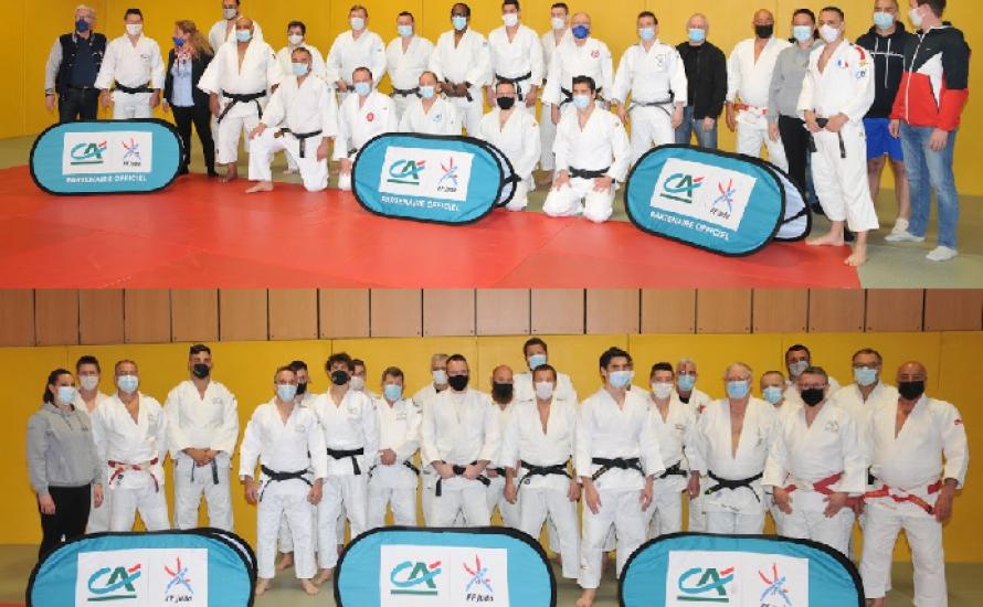Journée formation enseignants AURA sur le comité du Rhône Métropole Lyon Judo à Brignais